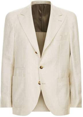 Brunello Cucinelli Single-Breast Jacket