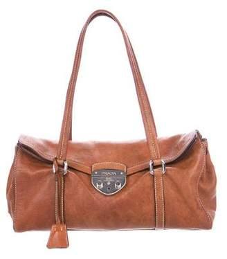 Prada Cervo Antik Easy Flap Bag