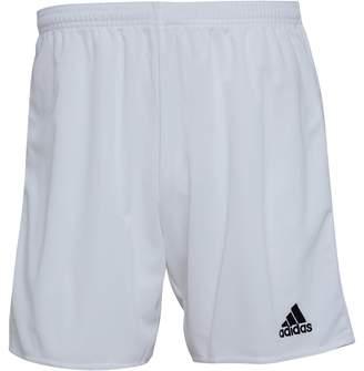 adidas Mens Parma 16 Football Shorts White