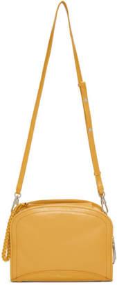 3.1 Phillip Lim Tan Small Hudson Rectangle Crossbody Bag