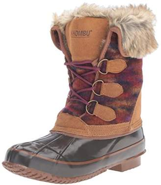 Khombu Women's Julliard Snow Boot $61.44 thestylecure.com
