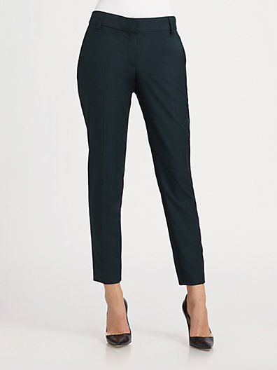 Elizabeth and James Winston Cropped Pants