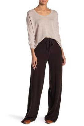 In Cashmere Wide Leg Drawstring Pants