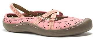 Muk Luks Women's Erin Strap Shoes Flat