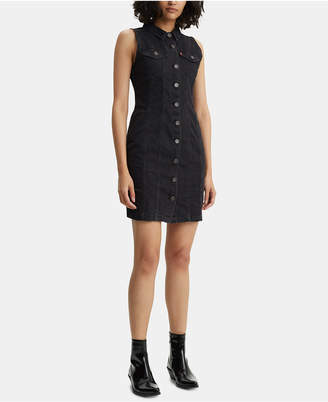 Levi's Aubrey Sleeveless Denim Dress