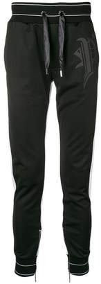 Philipp Plein elasticated waist trousers