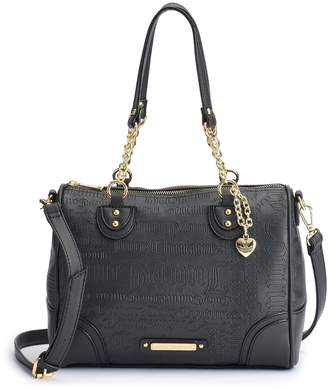 Juicy Couture Headliner Satchel Bag