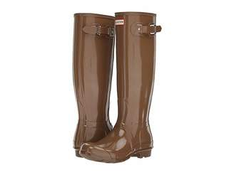 Hunter Tall Gloss Rain Boots