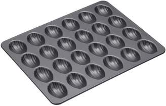 Mastercraft Heavy Base 24-Cup Mini Madeleine Pan