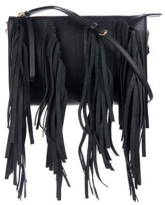 Marni Fringe Biker Bag