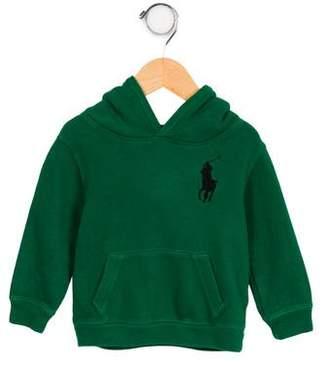 Polo Ralph Lauren Boys' Hooded Casual Sweatshirt