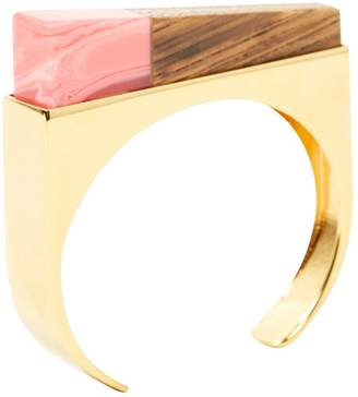 Stella McCartney Gold Metal Bracelet