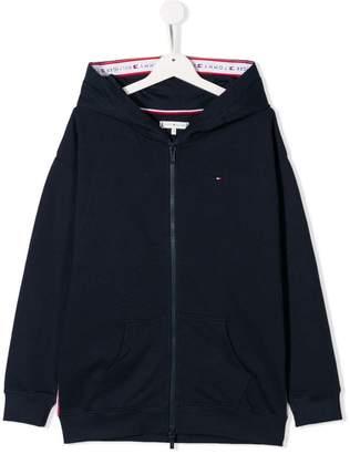 Tommy Hilfiger Junior TEEN zipped hoodie