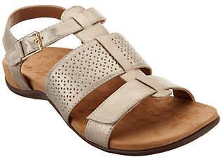 Vionic Back-Strap Sandals- Goldie