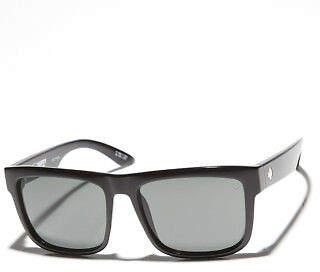 SPY New Men's Discord Sunglasses 100% Uv Protection Black