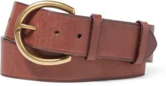 Ralph Lauren Woven Distress Belt