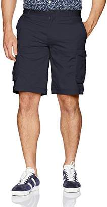 Armani Exchange A|X Men's Twill Cotton Spandex Cargo Short
