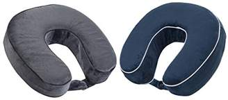 World's Best Cushion-Soft Memory Foam Neck Pillows Variety Pack