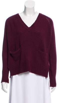 BA&SH Cashmere Oversize Sweater