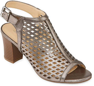 Liz Claiborne Gemma Womens Heeled Sandals