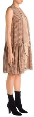 Stella McCartney Emmanuelle Silk Dress