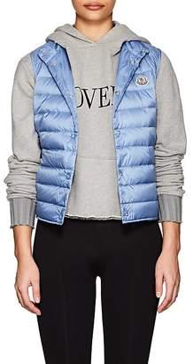 ... Moncler Women's Liane Down Tech-Taffeta Vest