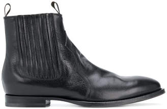 Buttero classic fitted Chelsea boots
