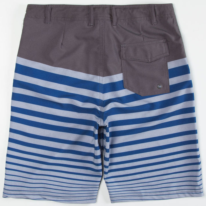 Micros Block Party Boys Hybrid Shorts