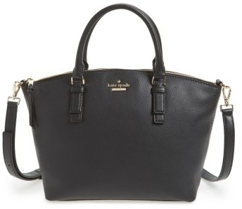 Kate Spade Kate Spade New York Jackson Street - Small Dixon Satchel - Black