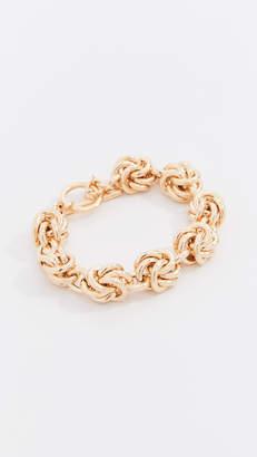Bronzallure Knot Bracelet