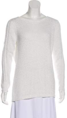 Rachel Zoe Crew Neck Knit Sweater