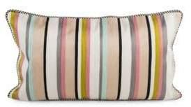 Mackenzie Childs Patisserie Stripe Pillow