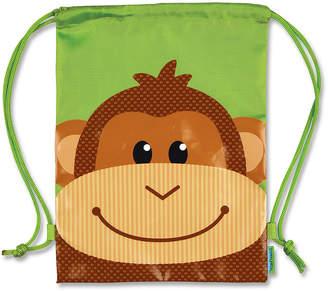 Stephen Joseph Drawstring Monkey Bag