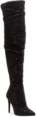 Jessica Simpson Luxella Over the Knee Boots Women's Shoes