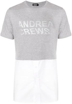 Andrea Crews Bi T-shirt
