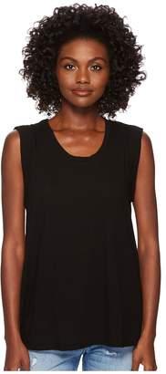 Three Dots Eco Knit Muscle Tank Top Women's Sleeveless