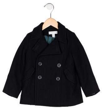 Marie Chantal Boys' Wool Coat