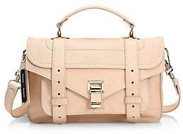 Proenza Schouler Women's Tiny Lux Leather Shoulder Bag