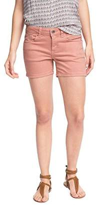 Esprit edc by Women's's 046CC1C016-5 Pocket Style Shorts Pastel Blue 435, M (Size: 38)