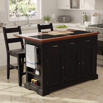 Inspired by Bassett Kitchen Counter Matching Stool in Black