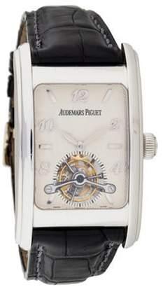 Audemars Piguet Edward Piguet Tourbillon Watch white Edward Piguet Tourbillon Watch