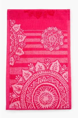 Desigual Romantic Patch Mini Towel