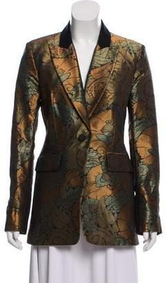 Veronica Beard Metallic Brocade Blazer w/ Tags