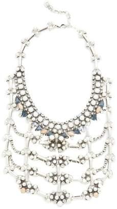 Dannijo Galileo Crystal Necklace