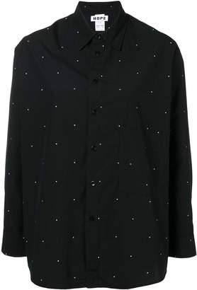 Hope micro polka dot shirt