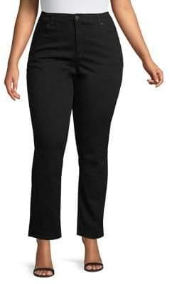 Jones New York Lexington Straight Pants