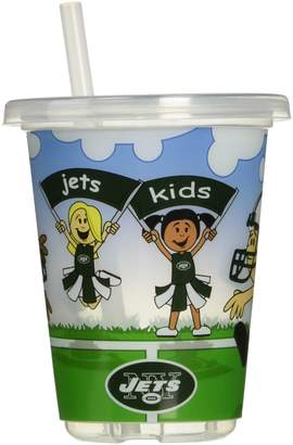 Baby Fanatic NFL New York Jets Sip N Go Cups (3-Pack)