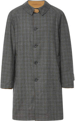 Lanvin Reversible Cotton-Blend Trench Coat
