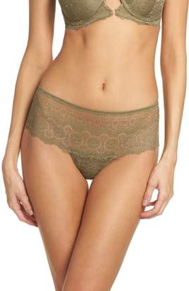 Sam Edelman Lace Hipster Panties