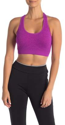 Fila USA Running with Roses Seamless Sports Bra
